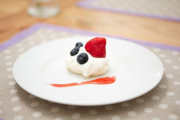 Koláčik - Pavlova tortička