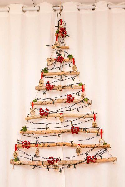 Vianočný stromček - dekorácia